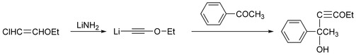 Arens-van Dorp Synthesis