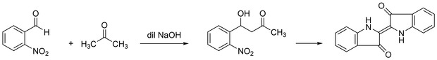 Baeyer-Drewson Indigo Synthesis