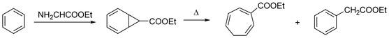 Buchner Method of Ring Enlargement