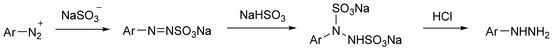 Fischer Phenylhydrazine Synthesis