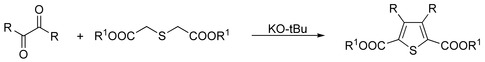 Hinsberg Synthesis of Thiophene Derivatives