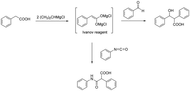 Ivanov Reaction