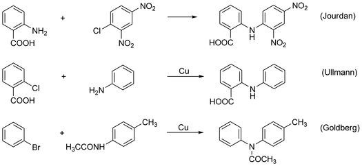 Jourdan-Ullmann-Goldberg Synthesis