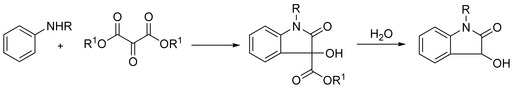 Martinet Dioxindole Synthesis