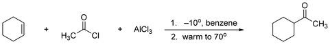 Nenitzescu Reductive Acylation
