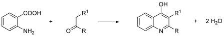 Niementowski Quinoline Synthesis