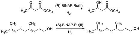 Noyori Hydrogenation