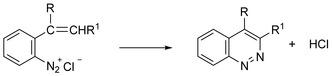 Widman-Stoermer Synthesis